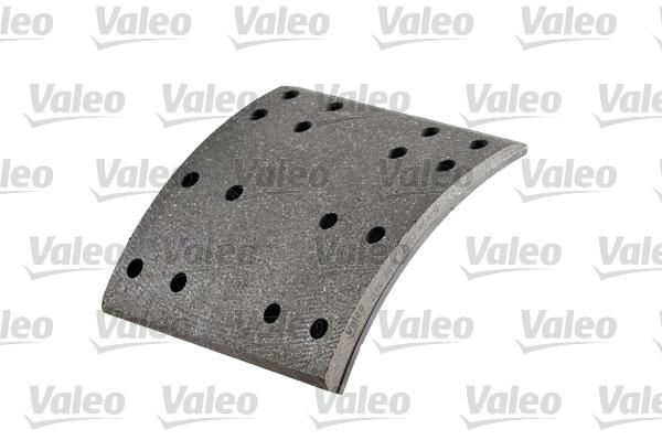 Kit de garnitures de frein (machoires)pour frein à tambour VALEO 219557 (X1)