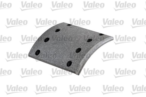 Kit de garnitures de frein (machoires)pour frein à tambour VALEO 219574 (X1)