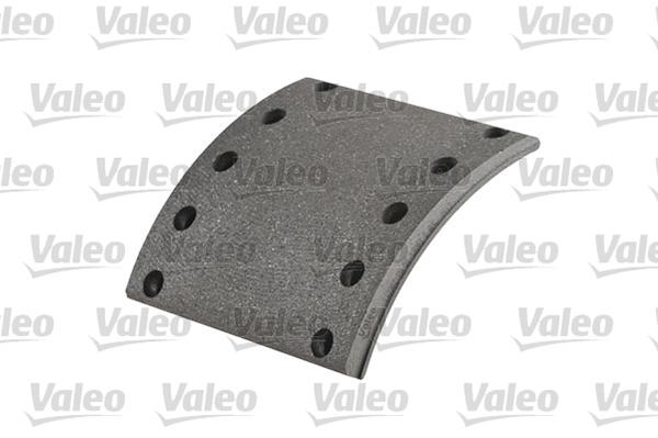 Kit de garnitures de frein (machoires)pour frein à tambour VALEO 219902 (X1)