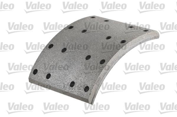 Kit de garnitures de frein (machoires)pour frein à tambour VALEO 219932 (X1)