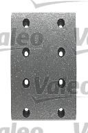 Kit de garnitures de frein (machoires)pour frein à tambour VALEO 219934 (X1)