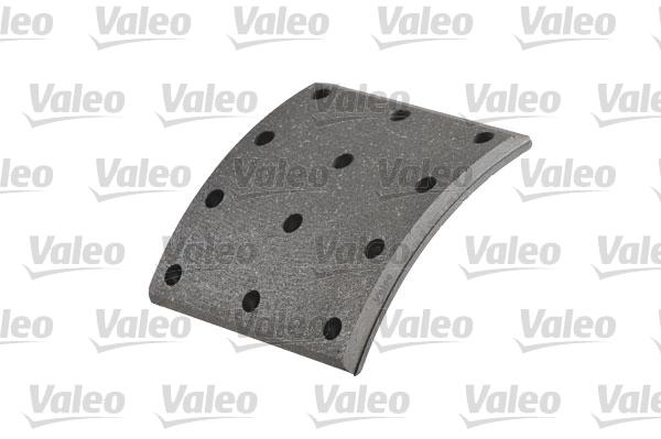 Kit de garnitures de frein (machoires)pour frein à tambour VALEO 219938 (X1)