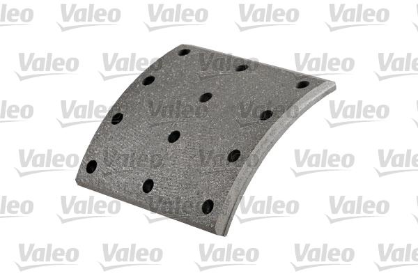 Kit de garnitures de frein (machoires)pour frein à tambour VALEO 219939 (X1)