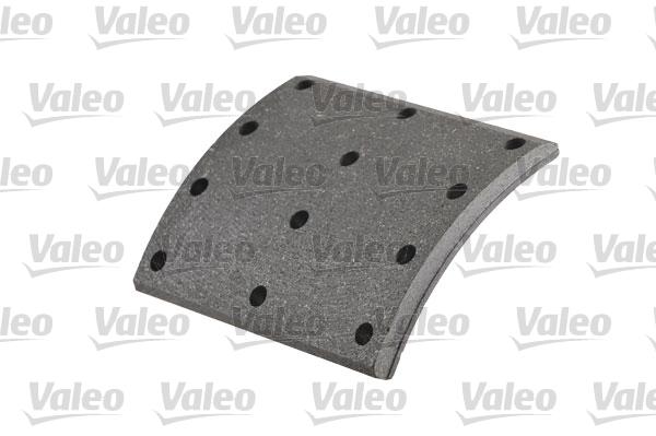 Kit de garnitures de frein (machoires)pour frein à tambour VALEO 219940 (X1)