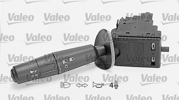 Commutateur de colonne de direction VALEO 251220 (X1)