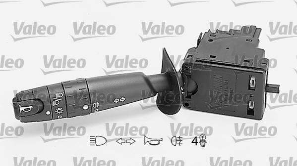 Commutateur de colonne de direction VALEO 251259 (X1)