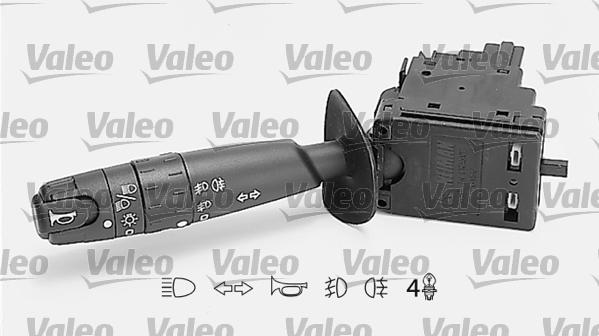 Commutateur de colonne de direction VALEO 251260 (X1)