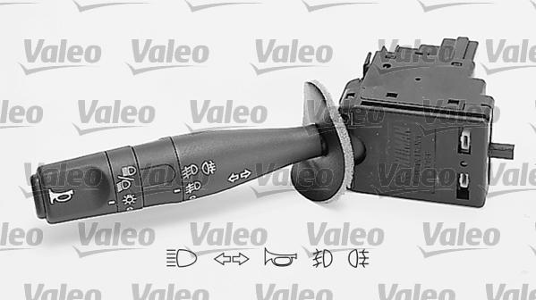 Commutateur de colonne de direction VALEO 251280 (X1)