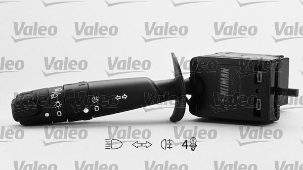 Commutateur de colonne de direction VALEO 251305 (X1)