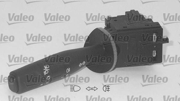 Commutateur de colonne de direction VALEO 251310 (X1)