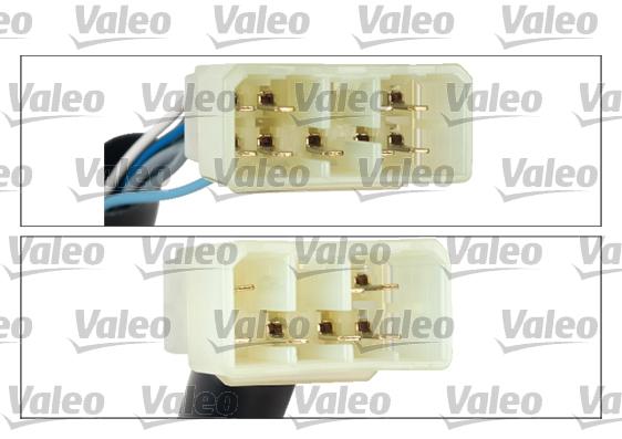 Commutateur de colonne de direction VALEO 251370 (X1)