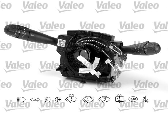 Commutateur de colonne de direction VALEO 251487 (X1)