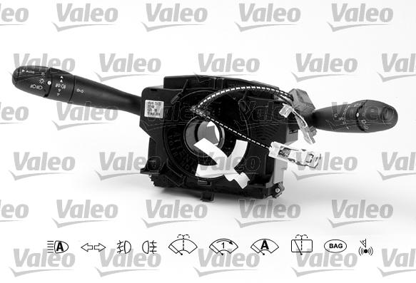 Commutateur de colonne de direction VALEO 251488 (X1)