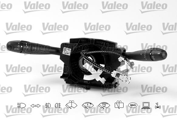 Commutateur de colonne de direction VALEO 251490 (X1)