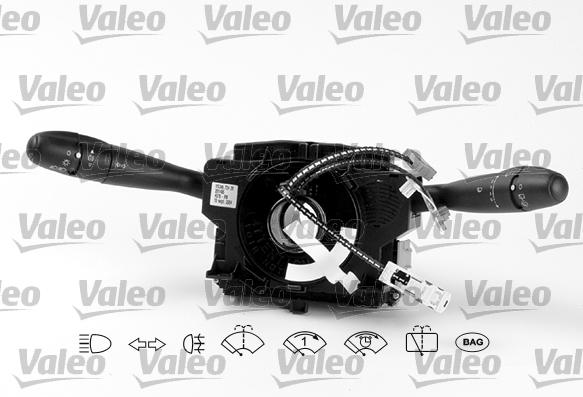 Commutateur de colonne de direction VALEO 251495 (X1)