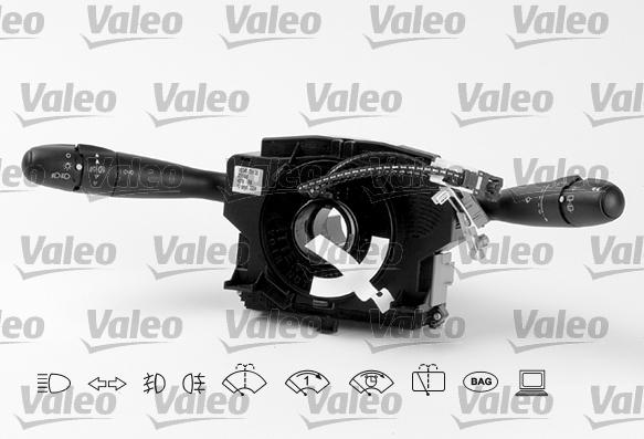 Commutateur de colonne de direction VALEO 251498 (X1)