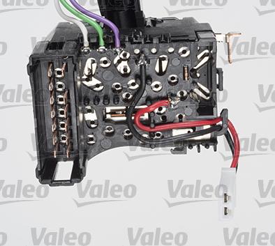 Commutateur de colonne de direction VALEO 251606 (X1)