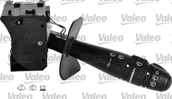 Commutateur de colonne de direction VALEO 251610 (X1)