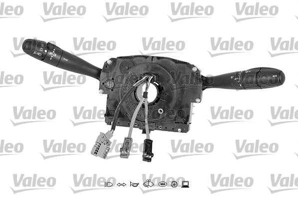 Commutateur de colonne de direction VALEO 251630 (X1)