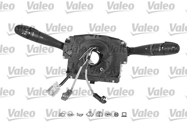 Commutateur de colonne de direction VALEO 251635 (X1)