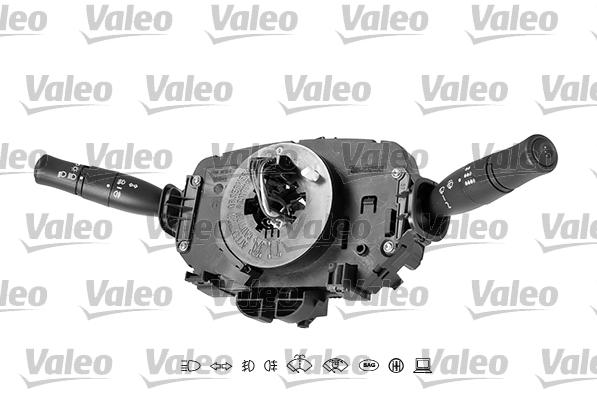 Commutateur de colonne de direction VALEO 251641 (X1)