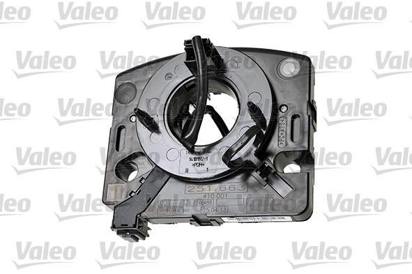 Airbag VALEO 251663 (X1)