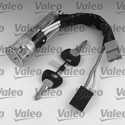 Antivol de direction VALEO 252025 (X1)