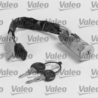 Antivol de direction VALEO 252031 (X1)