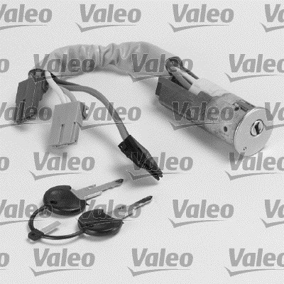 Antivol de direction VALEO 252123 (X1)