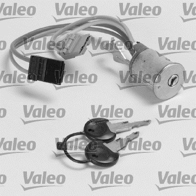 Antivol de direction VALEO 252132 (X1)