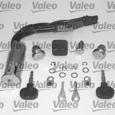 Autres pieces de verrouillage VALEO 252181 (X1)