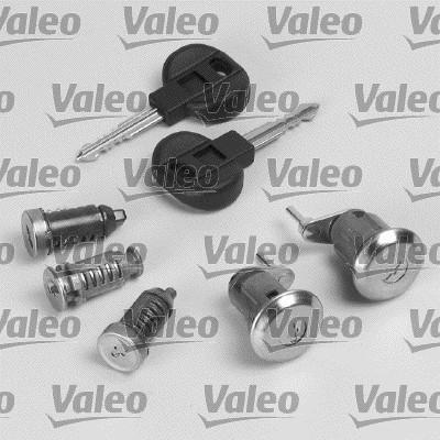 Autres pieces de verrouillage VALEO 252186 (X1)