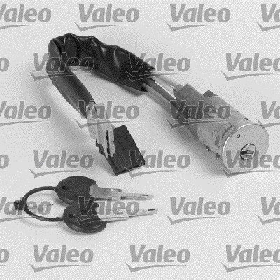 Antivol de direction VALEO 252454 (X1)