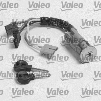 Antivol de direction VALEO 252521 (X1)