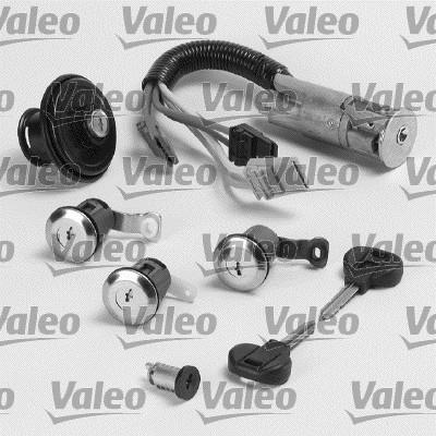 Autres pieces de verrouillage VALEO 252526 (X1)
