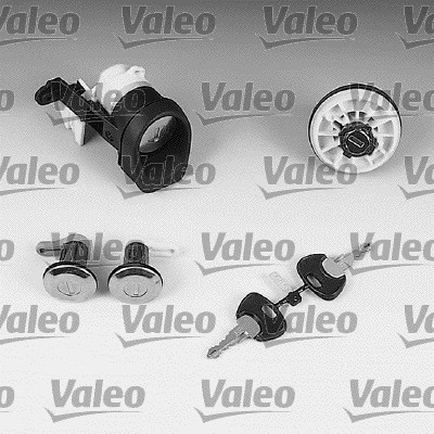 Autres pieces de verrouillage VALEO 256585 (X1)