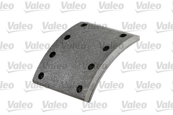 Kit de garnitures de frein (machoires)pour frein à tambour VALEO 319283 (X1)