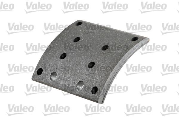 Kit de garnitures de frein (machoires)pour frein à tambour VALEO 319488 (X1)