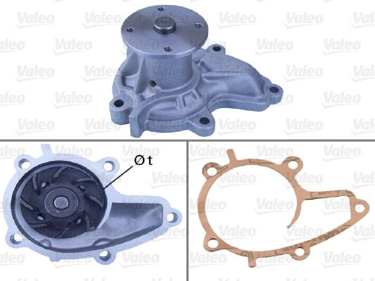 Pompe a eau VALEO 506037 (X1)
