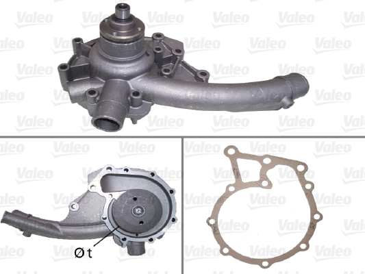 Pompe a eau VALEO 506095 (X1)