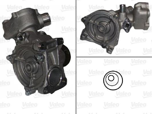Pompe a eau VALEO 506547 (X1)