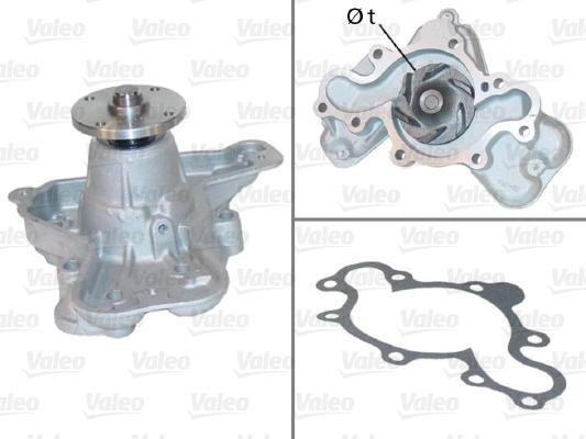 Pompe a eau VALEO 506626 (X1)