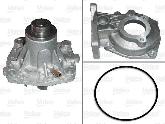 Pompe a eau VALEO 506673 (X1)