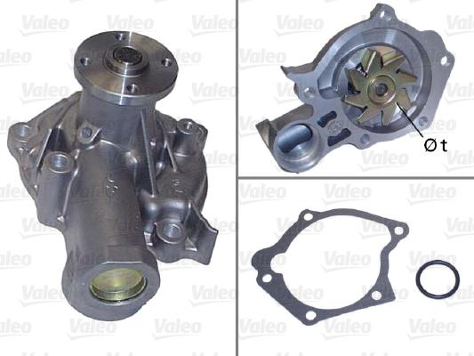 Pompe a eau VALEO 506815 (X1)
