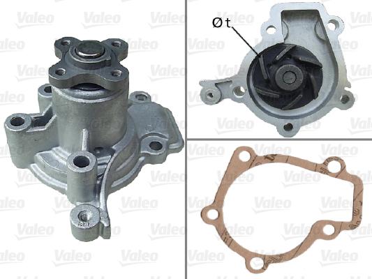 Pompe a eau VALEO 506818 (X1)