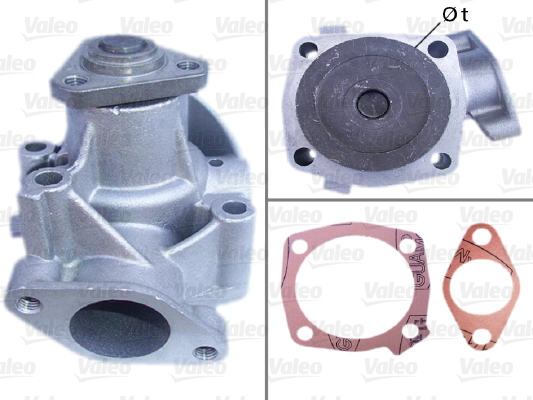 Pompe a eau VALEO 506859 (X1)
