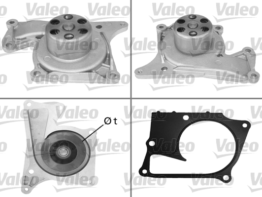 Pompe a eau VALEO 506993 (X1)
