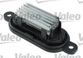 Servo moteur de ventilateur de chauffage VALEO 508869 (X1)