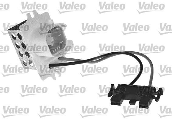 Servo moteur de ventilateur de chauffage VALEO 509281 (X1)