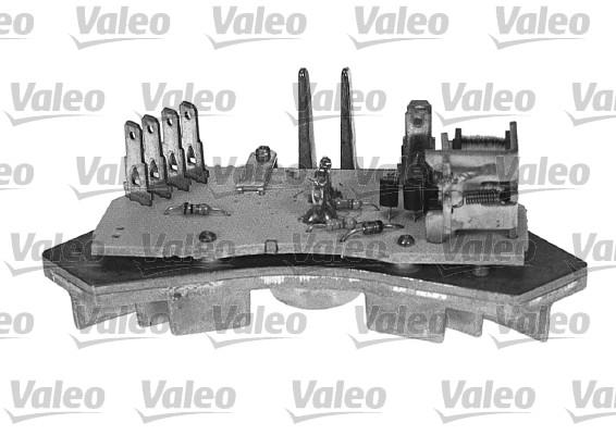 Servo moteur de ventilateur de chauffage VALEO 509288 (X1)